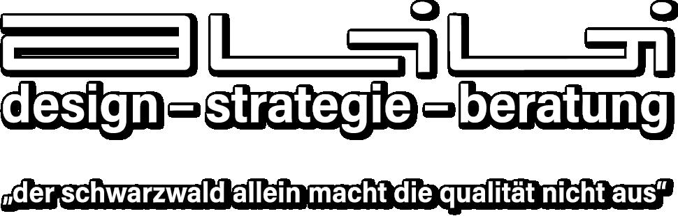 Logo Alibi Design