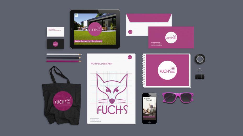 Fuchs Wohndesign Alibi Design